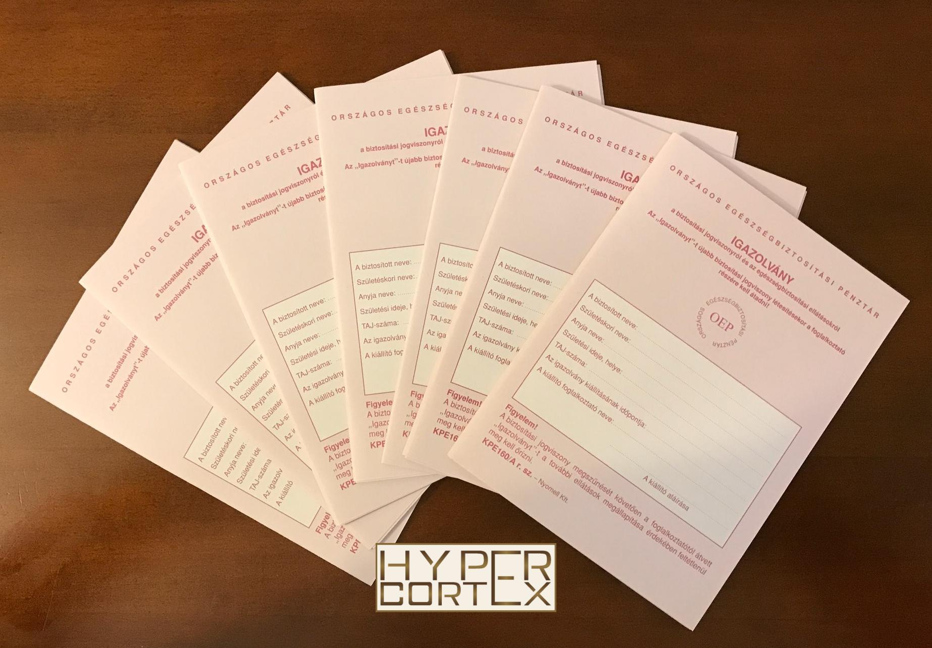 Mi az OEP igazolvány (rózsaszín TB kiskönyv) szerepe és milyen adatokat tartalmaz?