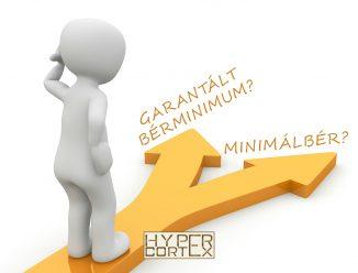 Minimálbér vagy garantált bérminimum – Mi jár a munkavállalónak?