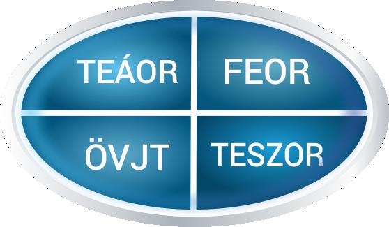 TEÁOR-FEOR kereső