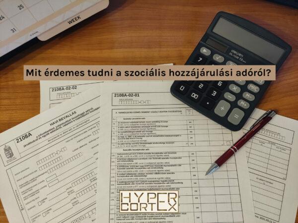 Mit érdemes tudni a szociális hozzájárulási adóról?